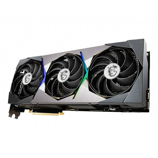 MSI GeForce RTX 3090 Suprim X 24G, 24GB GDDR6X, HDMI, 3x DP