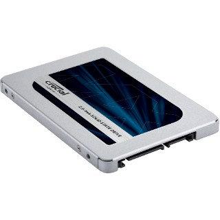 Crucial MX500 500GB / SATA (CT500MX500SSD1)