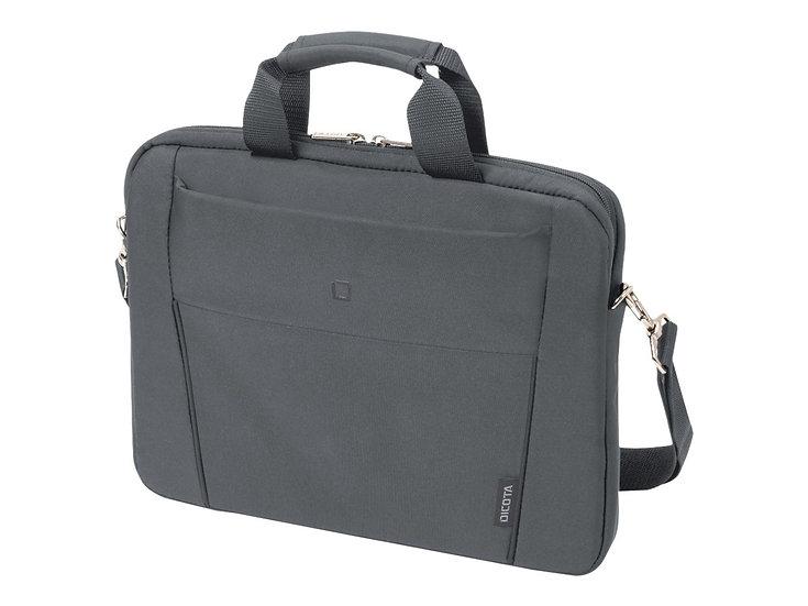 DICOTA Slim Case BASE  11-12.5 Zoll grau