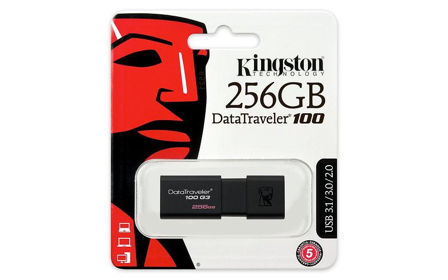 Kingston DataTraveler 100 G3 3.0 256GB