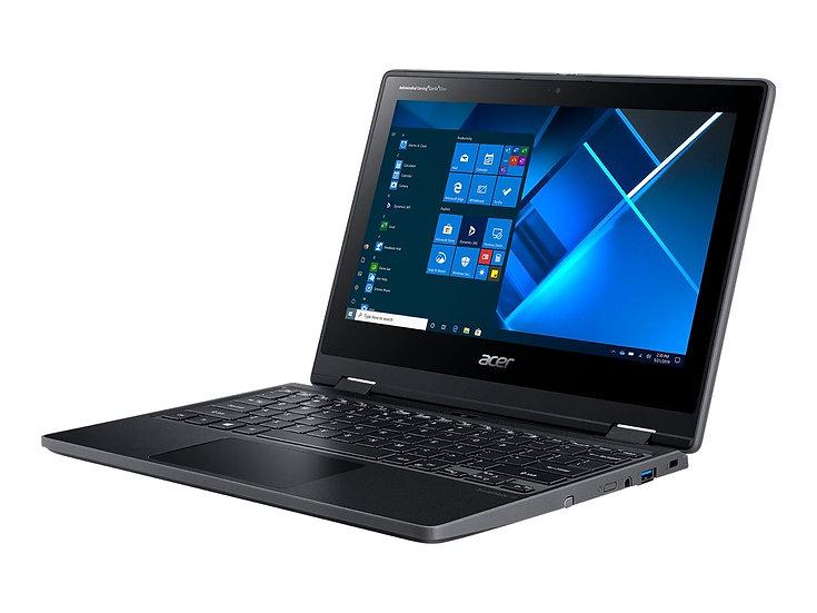 "ACER TravelMate Spin B3/ 11,6"" / Intel Celeron N4120 / 4 GB RAM / 64 GB SSD eMMC"