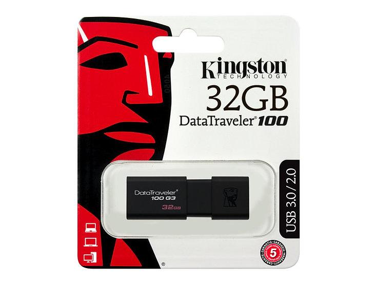 Kingston DT100/G3 3.0 USB Stick 32GB