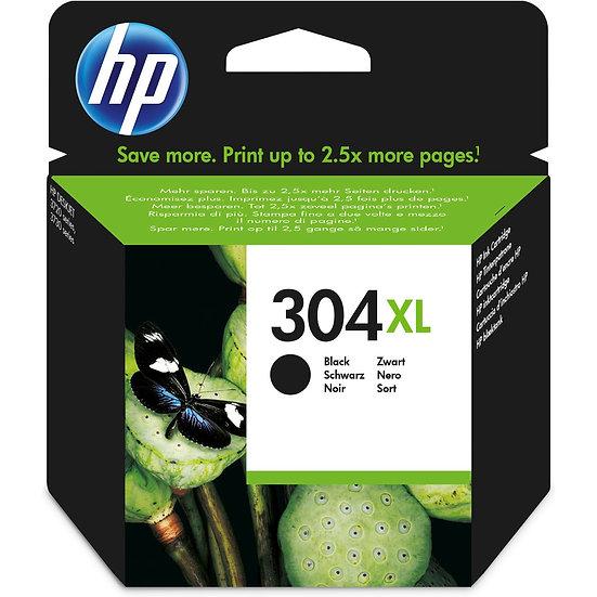 HP Druckkopf mit Tinte 304 XL schwarz