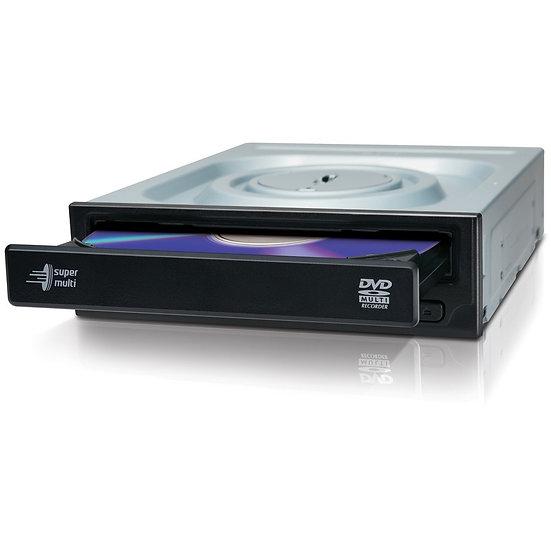Hitachi-LG Data Storage GH24NSD5 schwarz, SATA, bulk