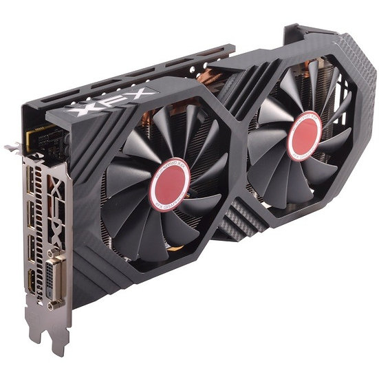 XFX Radeon RX 580 GTS XXX Edition, 8GB GDDR5, DVI, HDMI, 3x DP