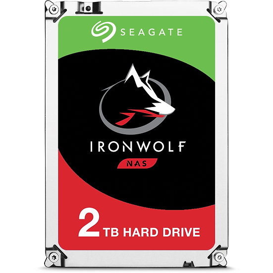 Seagate IronWolf HDD ST1000VN002 NAS 2TB