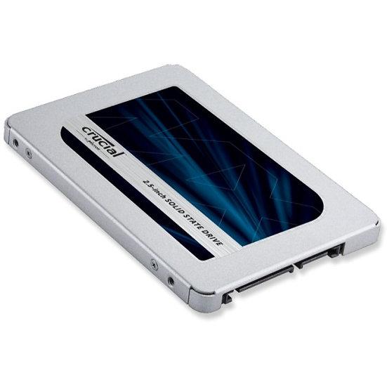 Crucial MX500 250GB / SATA (CT250MX500SSD1 / CT250MX500SSD1Z)