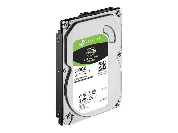 Seagate Barracuda HDD 7200RPM 500GB