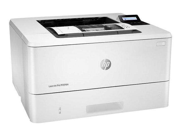 HP LaserJet Pro M404dn, einfarbig