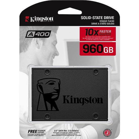 "Kingston A400 2.5"" SSD 960GB"