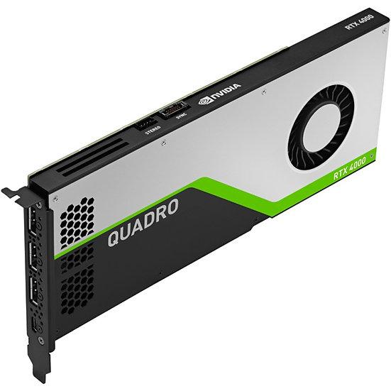 PNY Quadro P4000, 8GB GDDR5, 4x DP (VCQP4000-PB)