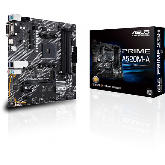 ASUS Prime A520M-A (90MB14Z0-M0EAY0)