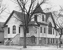 Arlington Hills Presbyterian Church, 1902