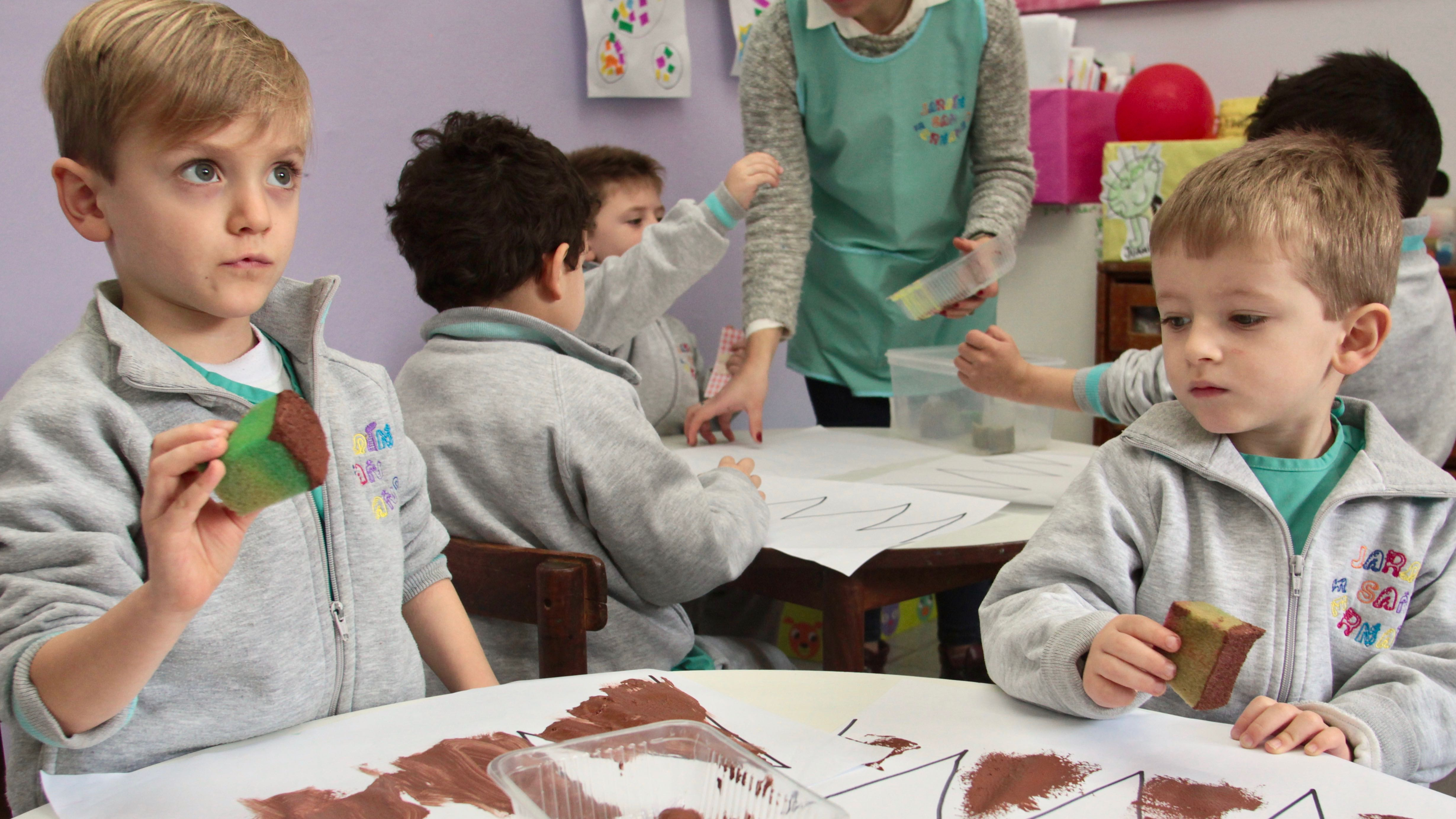 Jardin de infantes Colegio San Fernando 9