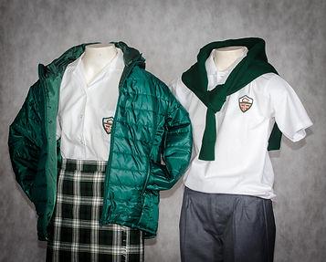 Uniforme de invierno Colegio San Fernando