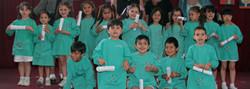 Colegio San Fernando | Perfil del egresado de Jardín de Infantes