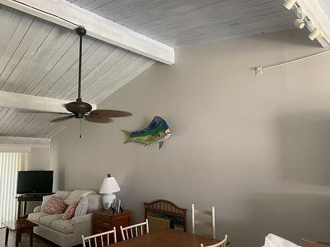Messick Painted Ceiling and walls.JPG