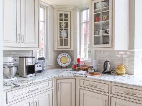 Thinking about painting your Kitchen Cabinets?