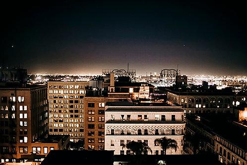 Tirages limités - Mémoires de Los Angeles #2
