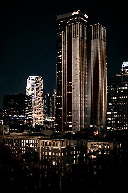 Tirages limités - Mémoires de Los Angeles #1