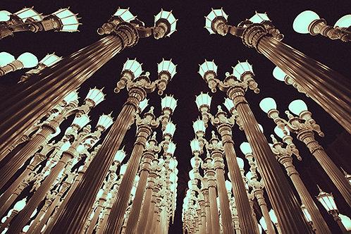 Tirages limités - Mémoires de Los Angeles #3