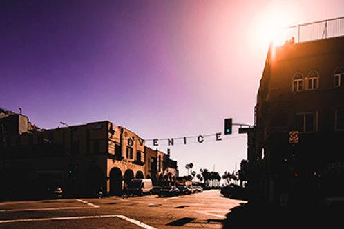 Tirages limités - Mémoires de Los Angeles #5