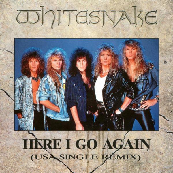 Here I Go Again (Whitesnake)