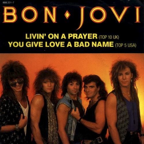 Livin' on a Prayer (Bon Jovi)