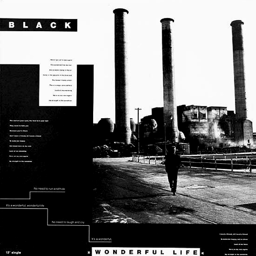 Wonderful Life (Black)