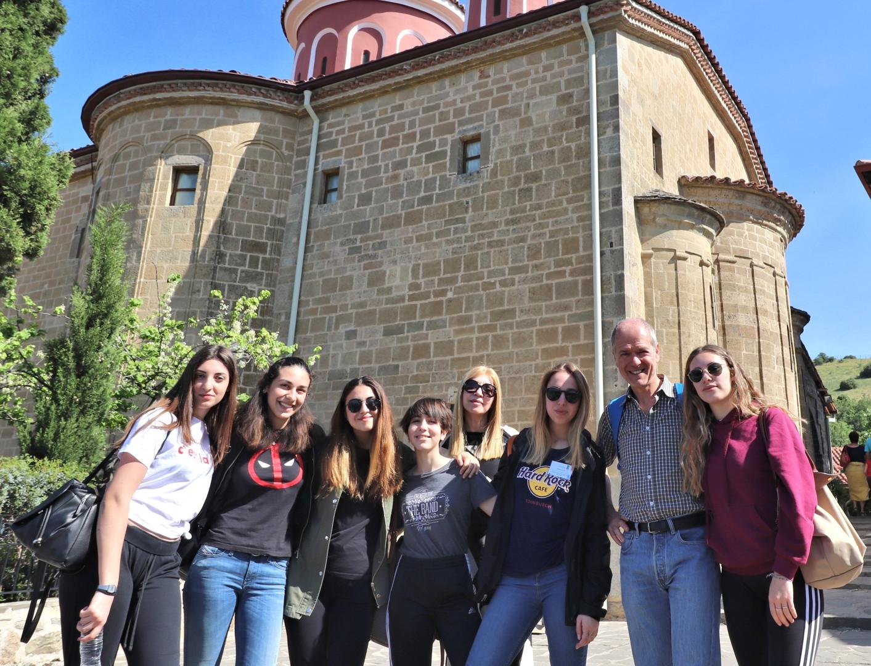 Meteore AgiosStefanos