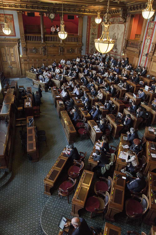 Loansquare @Paris City Hall