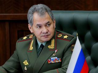 Шойгу: российская армия переведет свои котельные на СПГ