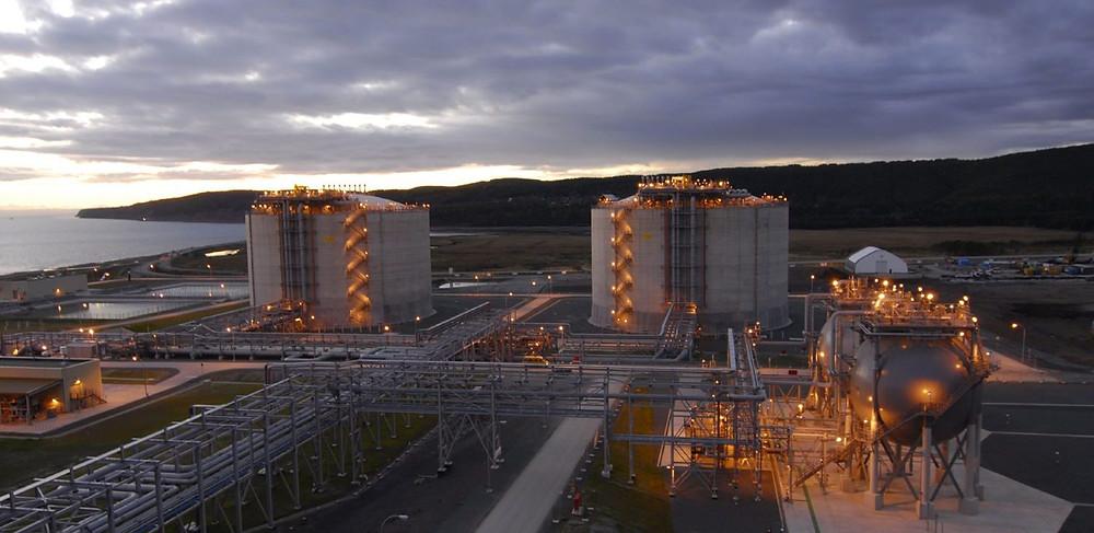 Производственный комплекс «Пригородное», Фото: gazprom.ru