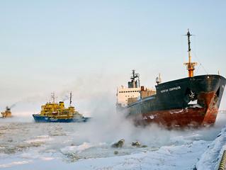 Ямальский морской порт Сабетта становится востребованным