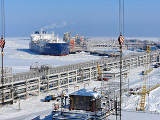 «Ямал СПГ» принял первый СПГ-танкер