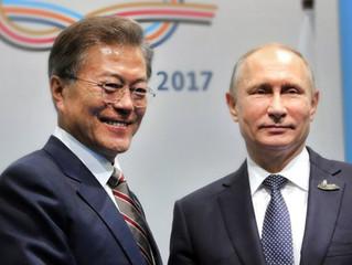 Южная Корея построит для России 15 танкеров