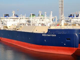 Флот «Ямала СПГ» скоро будет в полном составе