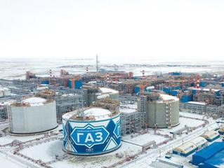 Завод «Ямал СПГ» увеличил доходы НОВАТЭКа. Котировки пошли вверх