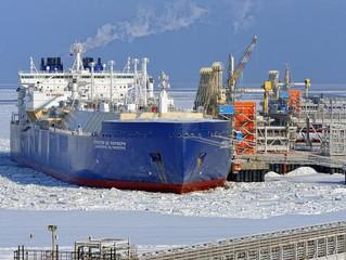10-миллионную тонну сжиженного природного газа отгрузили с завода «Ямал СПГ»