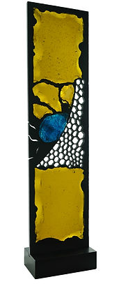 Stained glass art by christophe denoux french artist