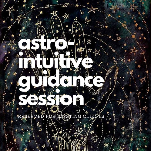 Astro-Intuitive Guidance Session