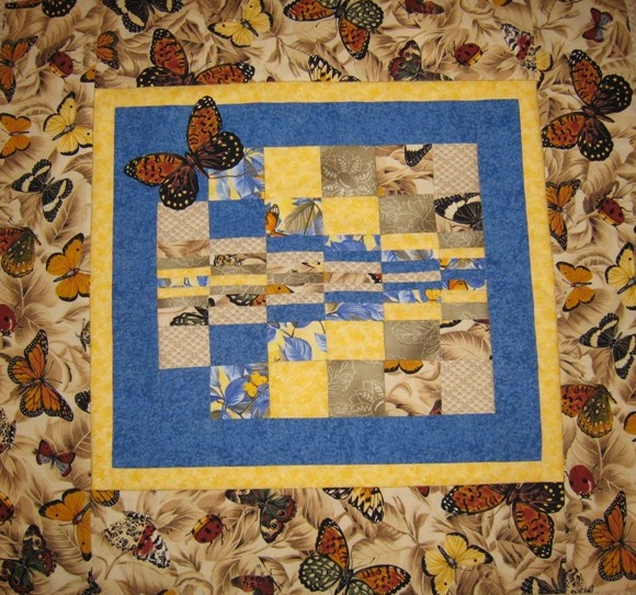 Butterfly Quiltlet