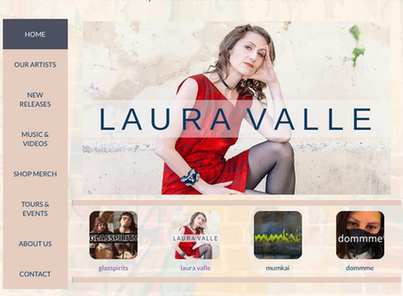 Record label Gloucester Records introduces Laura Valle