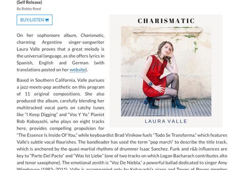 Charismatic gets favorable reviews