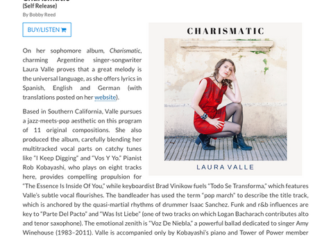 Charismatic gets favorable reviews