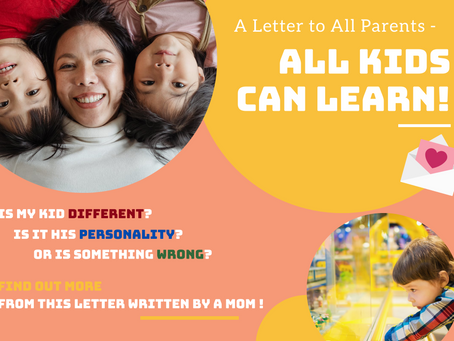 All Kids Can Learn!