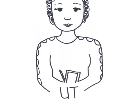 Who's Featured in Lupercal's Women Latinists' Coloring Packet?