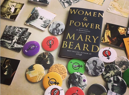 Women & Power: A Q and A with Mary Beard