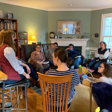 Lupercal Meeting in Boston
