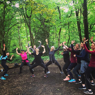 Womens fitness group bookings